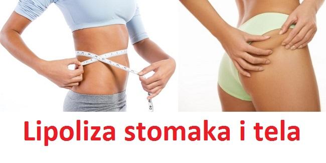 kako smanjiti stomak iskustva