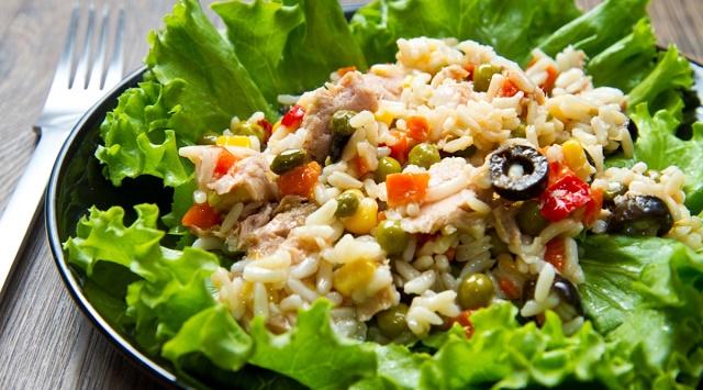 Salata od tunjevine - kalorije i recepti1