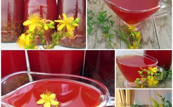 recept za kantarionovo ulje