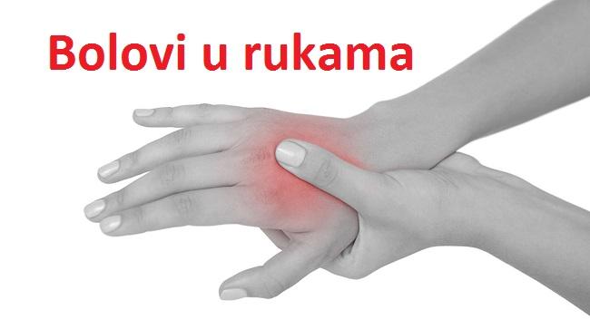 Bolovi u zglobovima simptomi